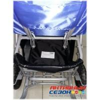 Санки-Коляска Вета Вездеход КД-1С (Синий)