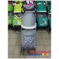 Kristy Comfort Luxe Plus BK Серый (Снежинки)