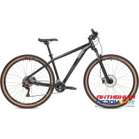 """Велосипед Stinger Reload Ultimate (29"""" 20 скор.) (Р-р = 18"""" 20"""" 22""""; Цвет: Серебристый, Черный) Рама Алюминий"""