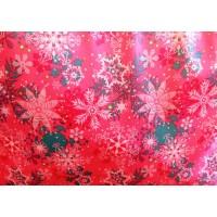 Зимняя сказка 1 + ВК (Розовый (Снежинки))