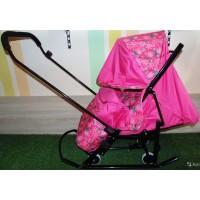 Kristy Luxe Plus ВК (Розовый (Снежинки))