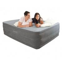 Надувная кровать Intex Comfort-Plush High Rise Airbed (152 х 203 х 56 см.) 64418