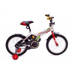 """Детский велосипед Formula 16"""" (белый / зеленый; белый / синий)"""