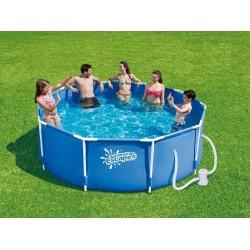 Каркасный бассейн Summer Escapes (305х107см) + фильтр-насос Р20-1042-А