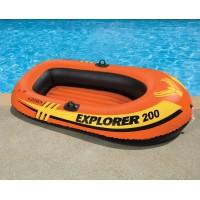 """Лодка """"Explorer"""" 1-мест. (157х102см) 58329"""