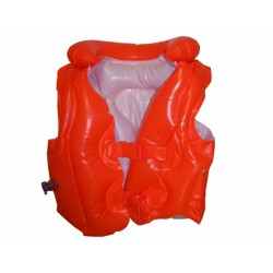 Жилет Intex красный (49х46см. от 3 до 6 лет) 58671