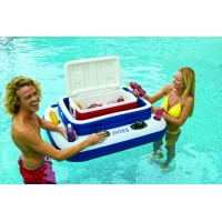Плавающий надувной бар для охлаждения напитков 58821