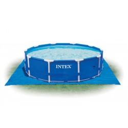 Подстилка под бассейн Intex (244/305/366/457см) 58932/28048