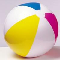 Надувной мяч Intex 3-х цветный (61см) 59030