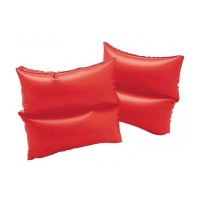 Нарукавники красные малые Intex (19х19см) 59640