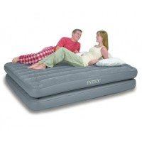 Надувная кровать Intex AIRBED TWIN 2-IN-1 (152х203х46см) 67744