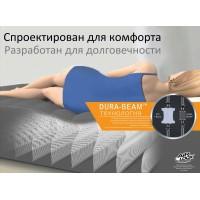 64404 Кровать Premium Comfort Airbed со встроенным насосом 220В (152х203х33см)