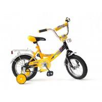 """Детский велосипед Safari 12"""" (желто-черный) 1069887"""