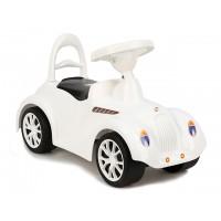 Каталка Машина для катания детей, белая, до 30 кг ОРИОН 1170277