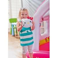 "Надувной детский игровой центр ""Hello Kitty"" Intex (137х109х122 см) 48631"