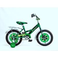 """Велосипед Черепашка 16"""" (Зеленый)"""