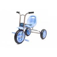Велосипед детский трехколесный Лучик (Синий)