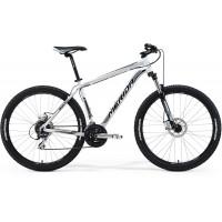 "Велосипед Merida Big.Seven 20-MD (27,5"" 24 скор.) (Р-р = 18.5; Цвет: Grey/Black (37441)) Рама Алюминий"