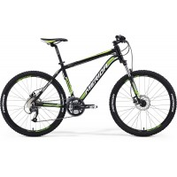 "Велосипед Merida Matts 40-D (26"" 27 скор.) (Р-р = 18; Цвет: Blue/White (22514); Р-р = 20; Цвет: Green/White (25216)) Рама Алюминий"