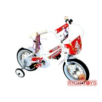 """Велосипед Rapid OL 12"""" (Белый (YS792)) Рама Алюминий"""
