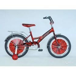 """Велосипед Spiderboy 18"""" (Красный / Черный )"""