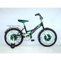 """Велосипед Панда 16"""" (Белый; Черный)"""