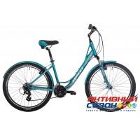 "Велосипед ASPECT CITYLIFE (26"" 21 скор.) (Р-р = 16""; Цвет: Зеленый) рама Алюминий"