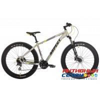 "Велосипед ASPECT FORCE (27.5"" 24 скор.) (Р-р = 18""; Цвет: Серый) рама Алюминий"