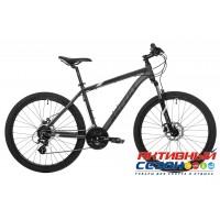 "Велосипед ASPECT IDEAL (26"" 21 скор.) (Р-р = 16""; 18""; 20"" Цвет: Серый) рама Алюминий"
