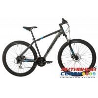 """Велосипед ASPECT STIMUL 27.5 (27.5"""" 24 скор.) (Р-р = 18""""; Цвет: Черно-Синий) рама Алюминий"""