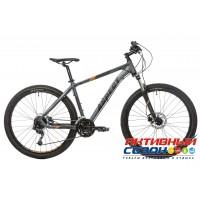 "Велосипед ASPECT THUNDER (27.5"" 27 скор.) (Р-р = 18"";20""; Цвет: Серый) рама Алюминий"