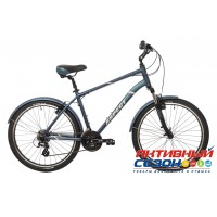 "Велосипед ASPECT WEEKEND (26"" 21 скор.) (Р-р = 18""; Цвет: Синий) рама Алюминий"