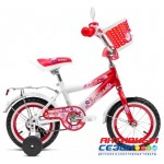 """Детский велосипед Байкал - RE01 18"""" (Л1803) цвет:Красный"""