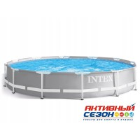 Каркасный бассейн Prism Frame Pool INTEX 26710