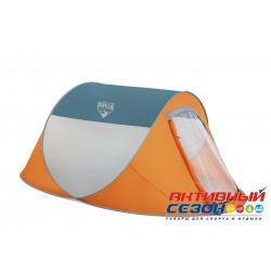 Палатка NuCamp 2-х местная Bestway (235х145х100 см) 68004