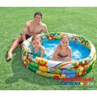 Детский бассейн Винни 147*33 см