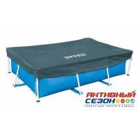 Тент-накидка для бассейнов Intex (300x200 см) 28038
