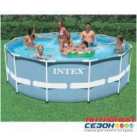Бассейн каркасный Intex (305х76 см) 28700