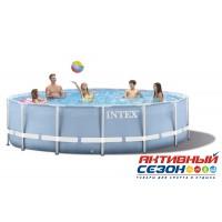 Бассейн каркасный Intex + фильтр-насос (305х76 см) 28702