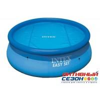 Тент солнечный прозрачный для бассейнов Intex (244см) (59958) 29020