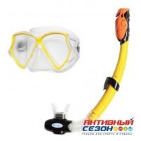 "Набор для плавания Intex ""Авиатор Про"" (маска+трубка) 55960"