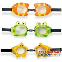 Очки Fun Goggles Intex (55603)