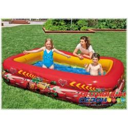 "Надувной бассейн Intex ""Тачки"" Disney (262х175х56см) 57478"