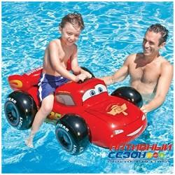 "Надувная машина Intex Ride On ""Тачки"" (109X84см) 57516"