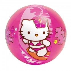 """Надувной мячIntex  """"Hello Kitty"""" (51см.) 58026"""