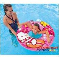 Надувной круг для плавания Intex Hello Kitty (97 см) 58269