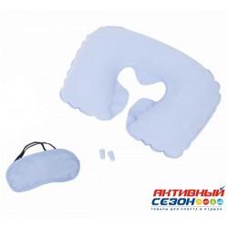 Набор для путешествий Bestway (подушка, повязка, беруши) 67445