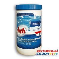 Медленный стабилизированный хлор в таблетках по 200гр., 1,2кг C800501H2