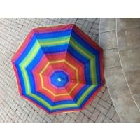 Зонт пляжный фольгированный (85см) HY-K-170