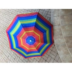 Зонт пляжный фольгированный (75см) HY-K-150